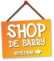 Boutique du chien Barry